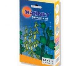 Opěrná síť Marnet 1,32x5m, oko 12x12cm