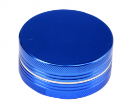 Drtička malá, kovová, magnetická 50mm, modrá