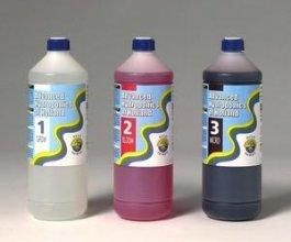 Sada AH Dutch Formula Grow-Bloom-Micro, 1L