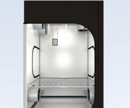 Dark Room 150 R3.0, 150x150x235cm