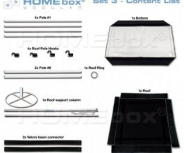 Homebox Modular 120 Set 3