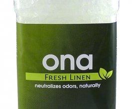 ONA Gel Fresh Linen, 4L