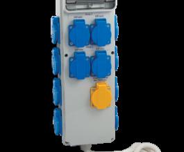 GSE Timer Box III 12x600W třífázový + topení