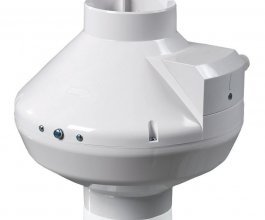 Ventilátor VK 125, 355m3/h