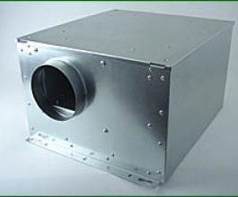Sonobox na ventilátor TORIN  1000 m3/hod