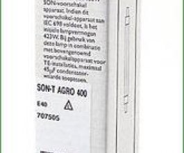 Výbojka Philips SON-T 1000W HPS