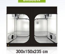 Dark Room 300 WIDE Rev 4.0, 297x150x217cm