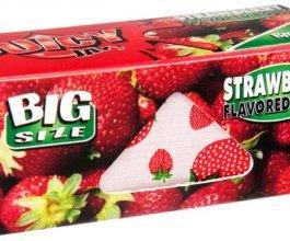 Papírky Juicy Jay´s Jahoda rolls 5m v balení