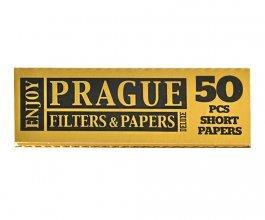 Krátké papírky PRAGUE PAPERS deluxe GOLD, 50ks v balení