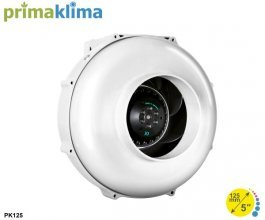 Ventilátor Prima Klima PK125 TEMP CTRL, 400m3/h